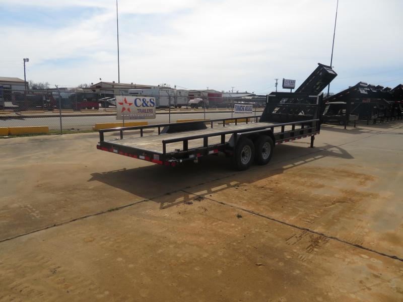 2018 Load Trail 83 x 24 Equipment Trailer