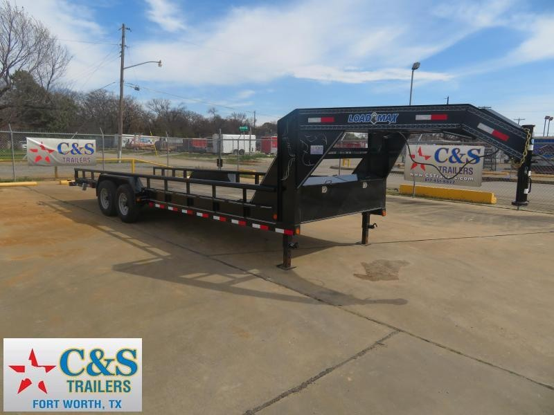 2018 Load Trail 83 x 24 Equipment Trailer