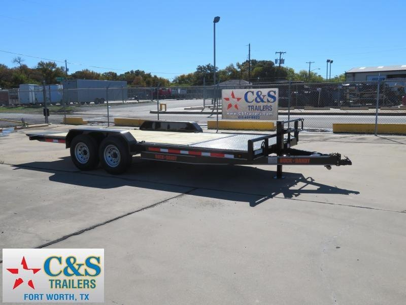 2019 Buck Dandy 83 x 20 Tilt Trailer