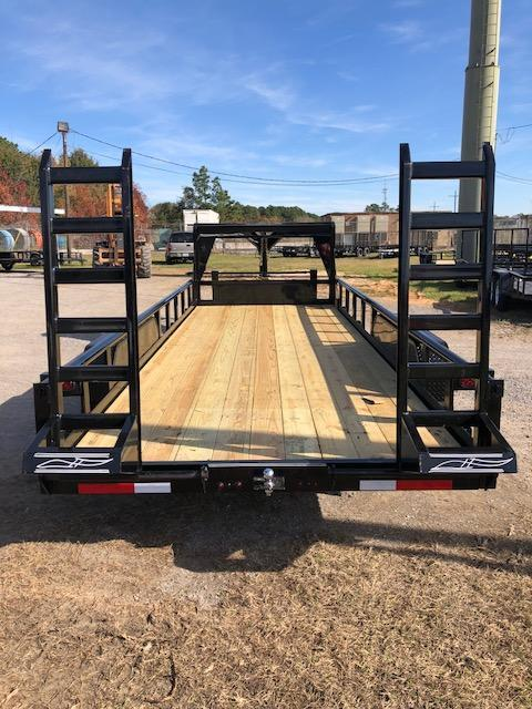 2018 Kearney 82X20 GNTA Equipment Trailer