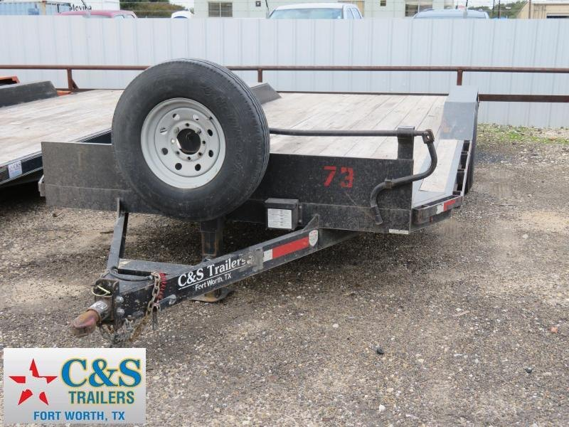 Rental 73  2015 Other 18 2' Car Hauler Car / Racing Trailer