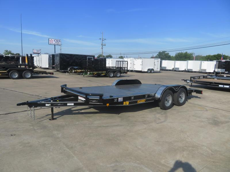 2019 Kearney 83 x 18 Car / Racing Trailer
