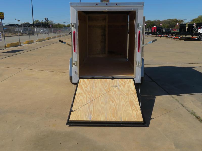 2019 Salvation Trailers 5 x 10 Enclosed Cargo Trailer