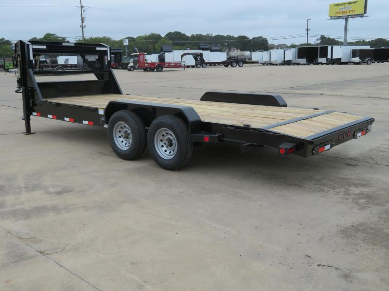 2018 Iron Bull 83 x 20 Equipment Trailer