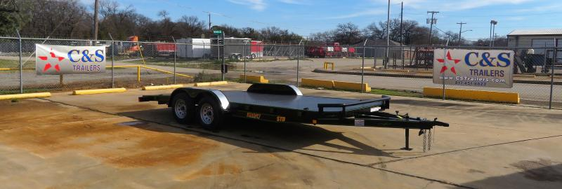 "2019 Kearney 83'"" x 18' Car Hauler Trailer"