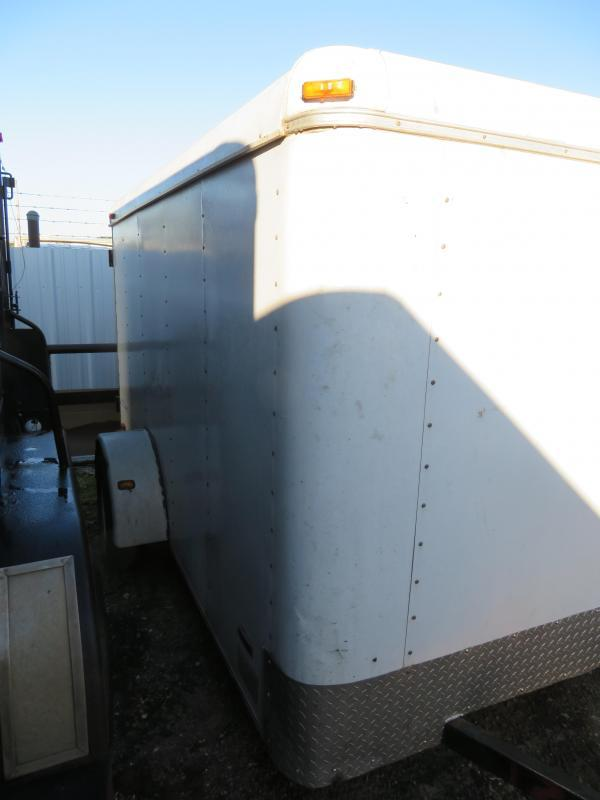 Rental 12 - Pace American 6' x 10' Enclosed Cargo Trailer