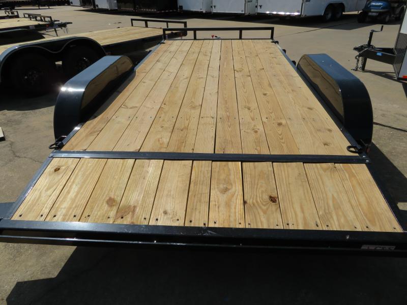 2018 Load Trail 7X18 Car / Racing Trailer