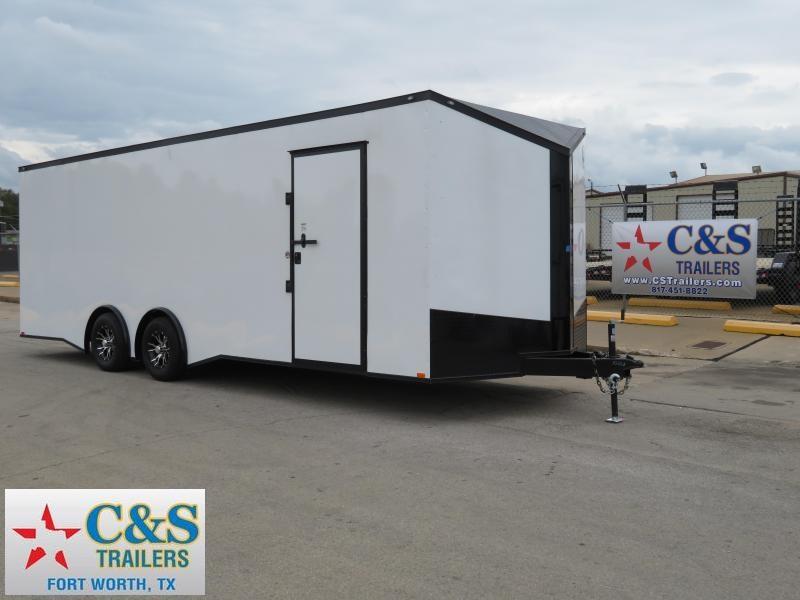 2019 Spartan 8.5 x 24 Enclosed Cargo Trailer
