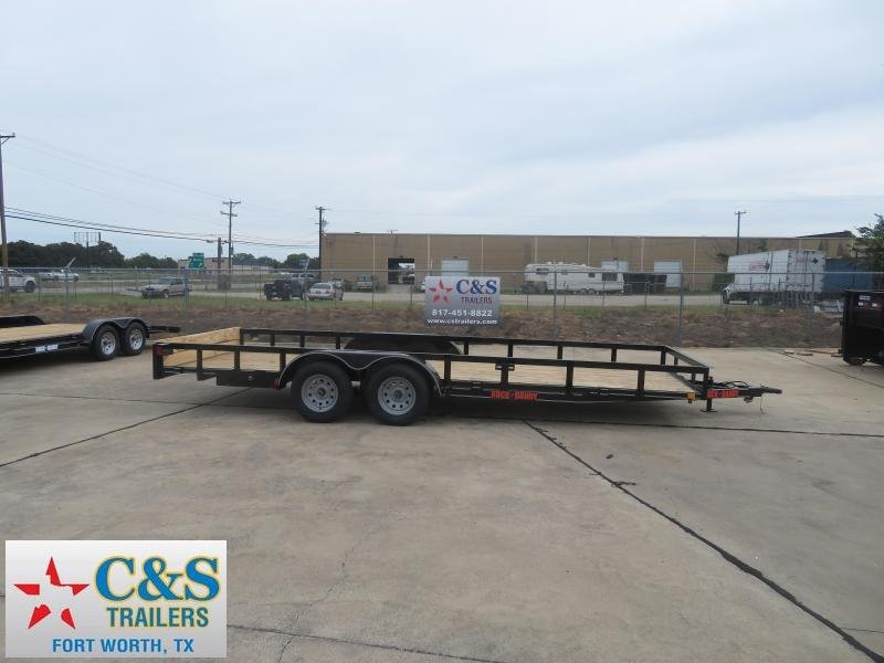 2019 Buck Dandy 83 x 20 Utility Trailer in Ashburn, VA