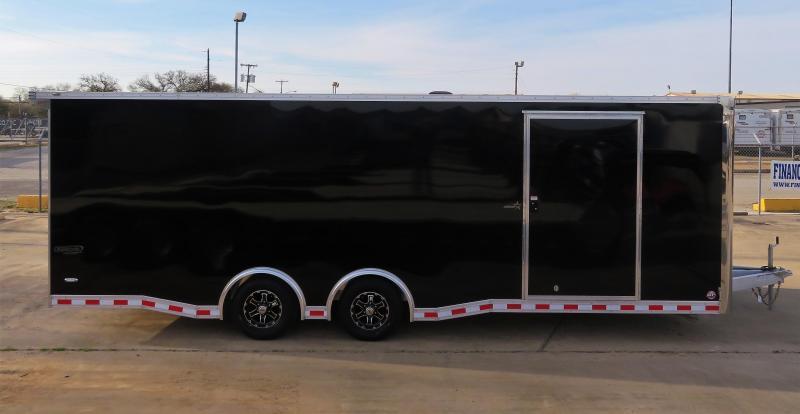 2019 Bravo Trailers 102 X 24 Car / Racing Trailer