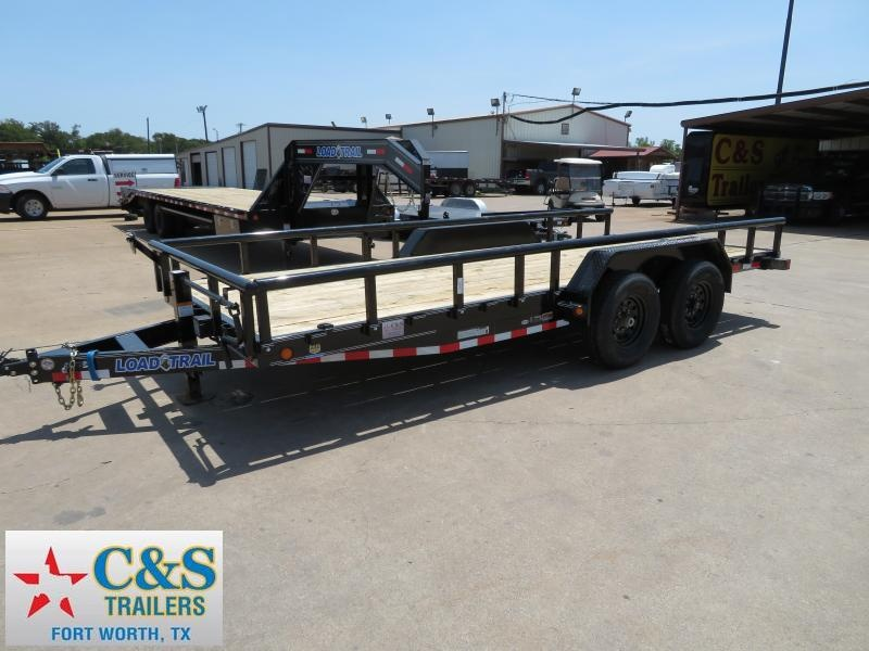 2019 Load Trail 7X18 Equipment Trailer