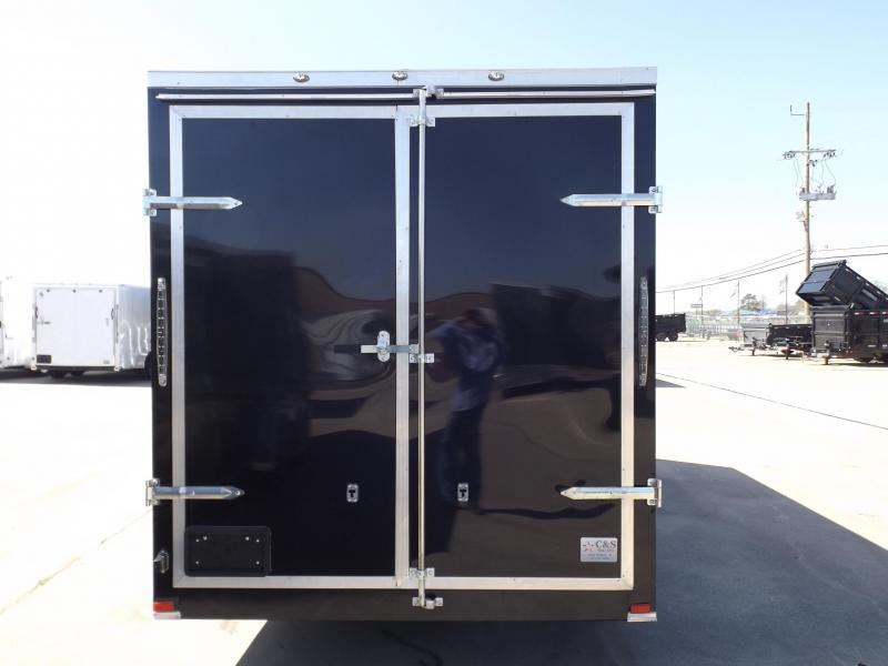 2018 Spartan 7x14 Enclosed Cargo Trailer