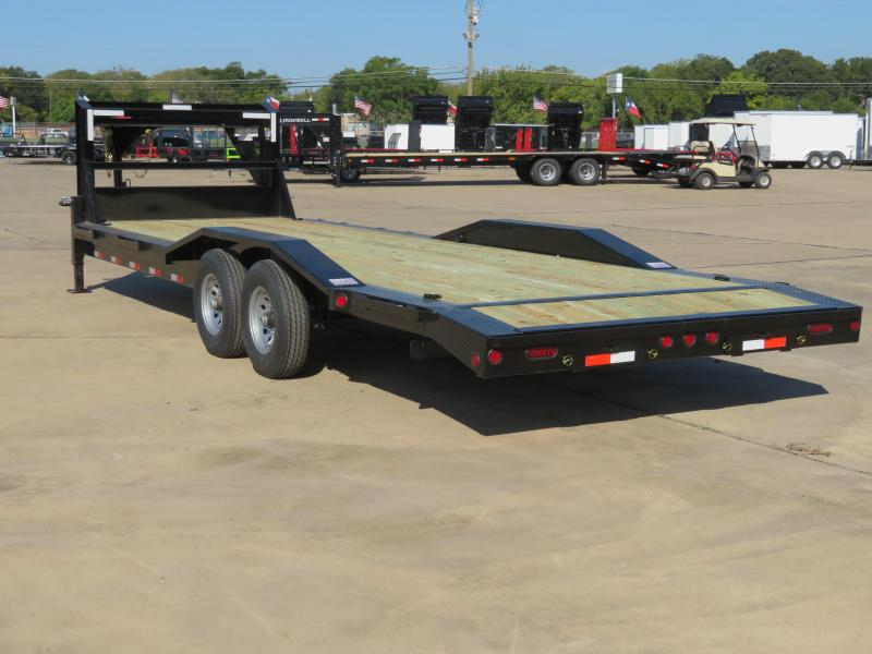 2019 Iron Bull 102 x 26 Equipment Trailer