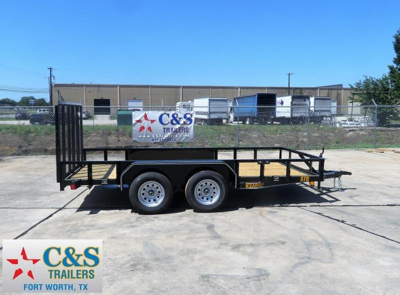 2019 Kearney 77 x 14 ATV Trailer