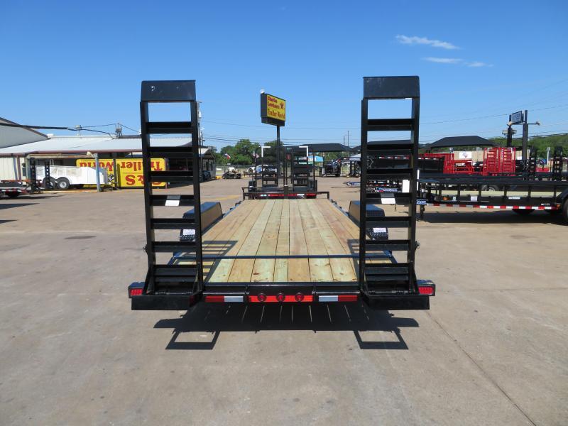 2018 Load Trail 7X22 Equipment Trailer