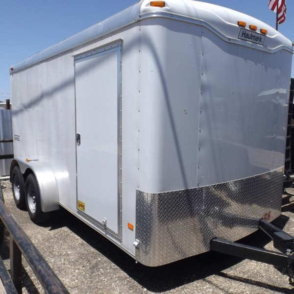 Rental 68 - Haulmark 14' Enclosed Cargo Trailer