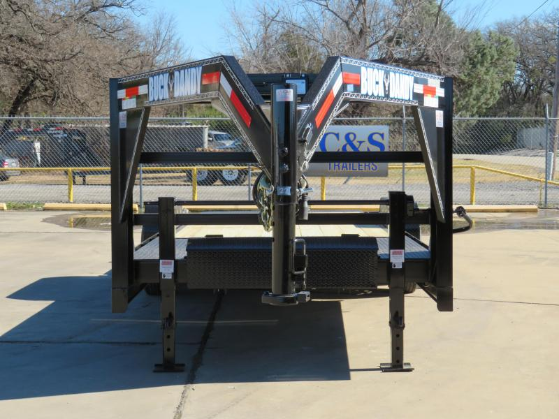 2019 Buck Dandy 81 x 22 Gravity Tilt Trailer