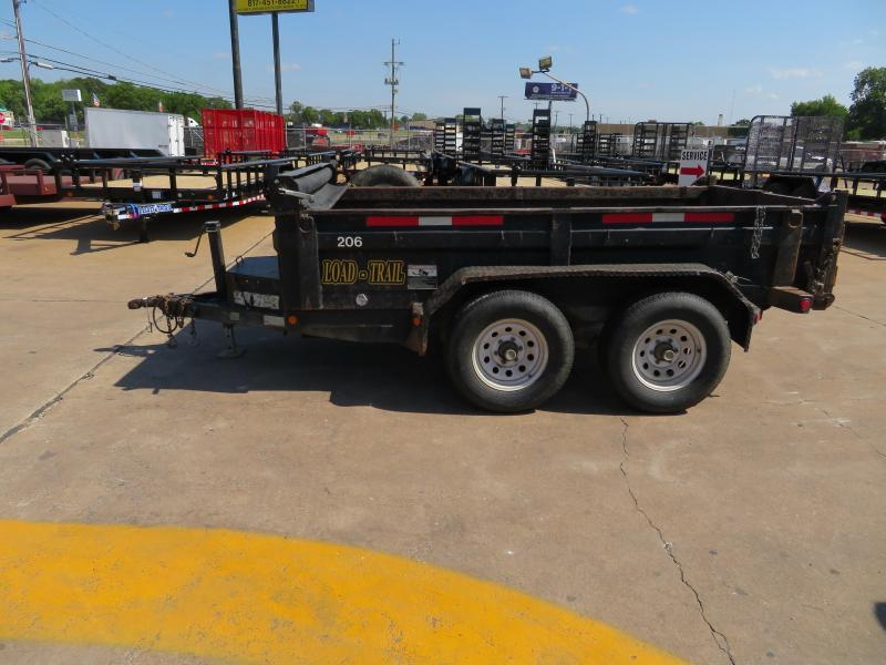 Rental 56 - Load Trail 5' x 10' Dump Trailer in Ashburn, VA