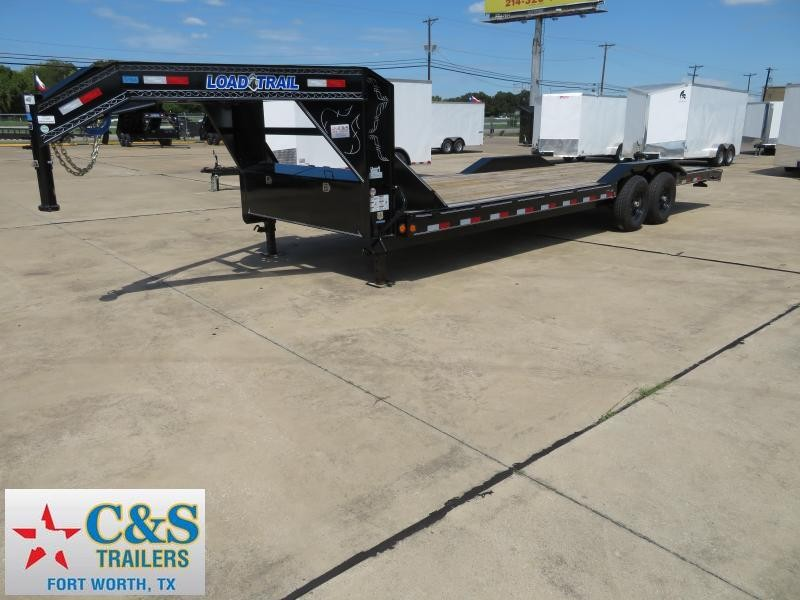 2019 Load Trail 102 x 26 Equipment Trailer