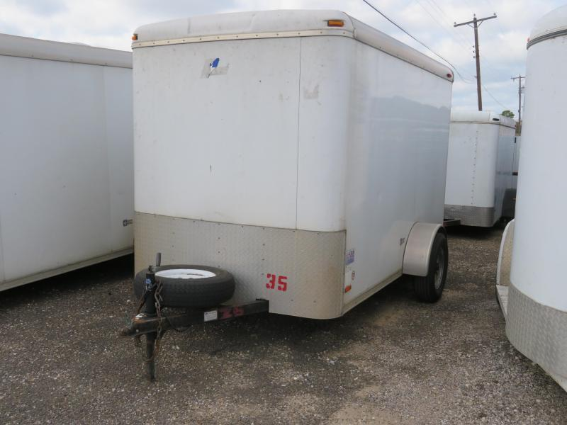 Rental 35 - Pace American CS610SA Enclosed Cargo Trailer