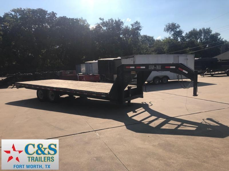 2006 Load Max 102 X 22 Flatbed Trailer