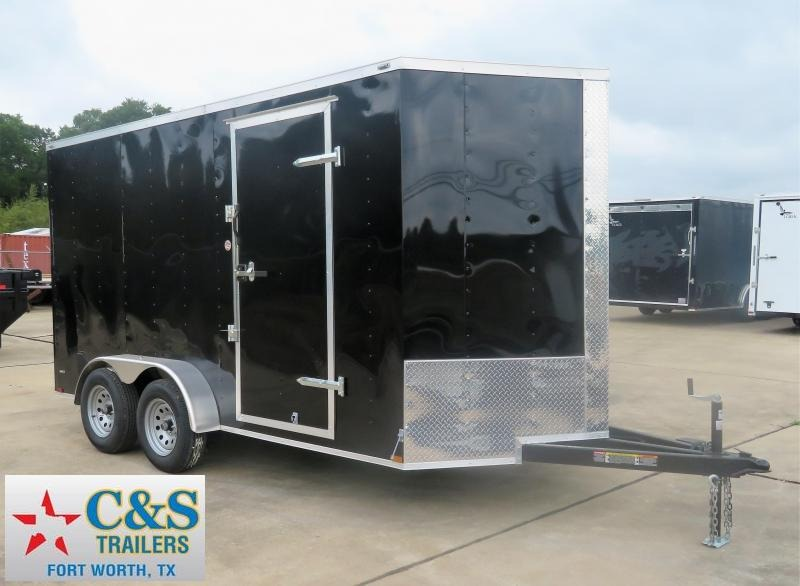 2019 Lark 7' x 14' Enclosed Cargo Trailer