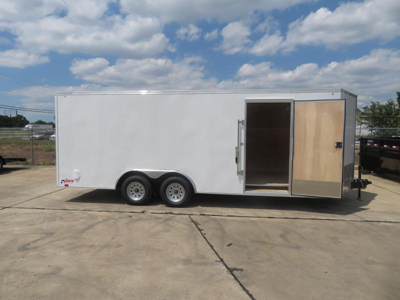 2019 Pace American 8.5 X 20 Enclosed Cargo Trailer