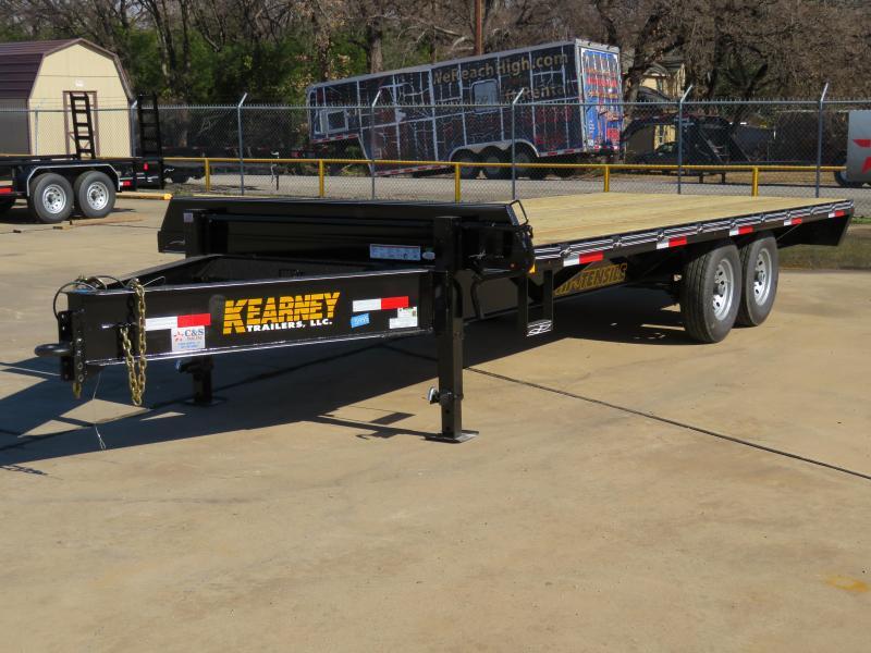 2019 Kearney 102 x 20 Flatbed Trailer