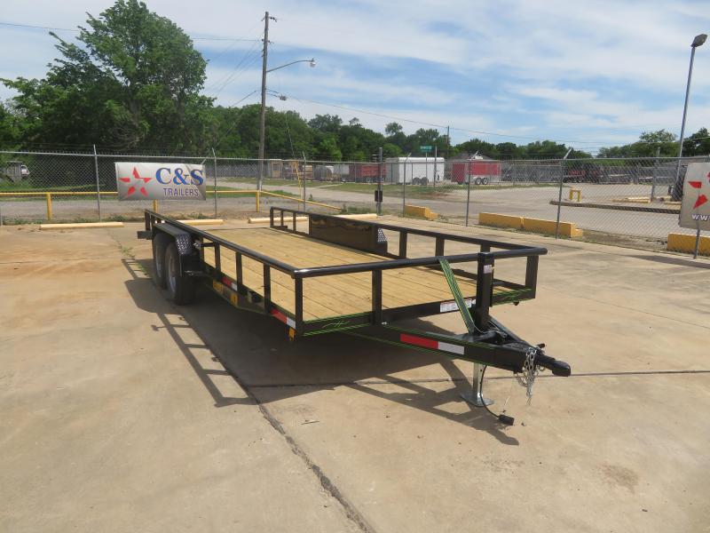 "2019 Kearney 83"" x 20' Utility Trailer in Ashburn, VA"