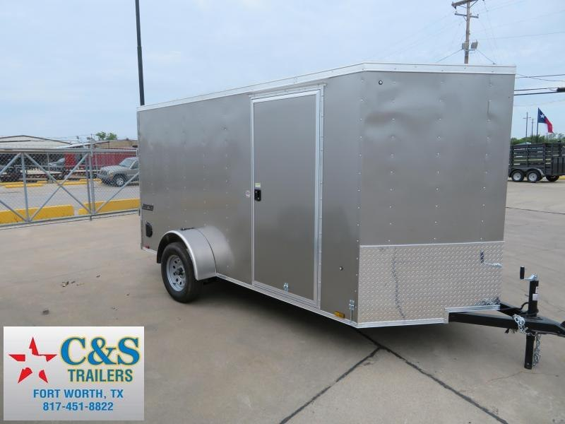 2018 Pace American 6x12 Enclosed Cargo Trailer