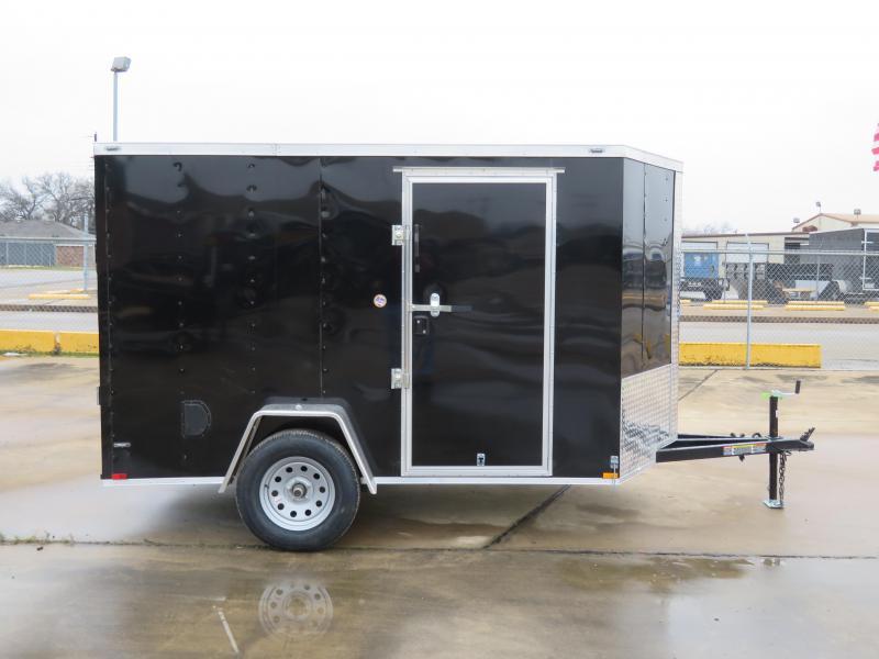 2019 Lark 6 x 10 Enclosed Cargo Trailer