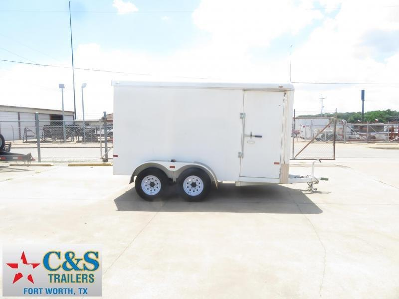 2013 Cargo Craft 6 x 12 Enclosed Cargo Trailer in Ashburn, VA