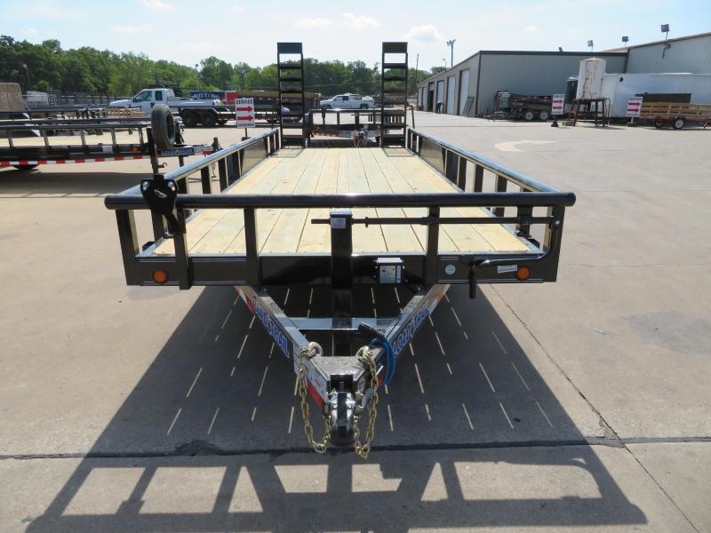 2018 Load Trail 7X20 Equipment Trailer