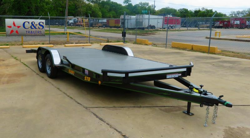 "2019 Kearney 83"" x 20' Car Hauler in Ashburn, VA"