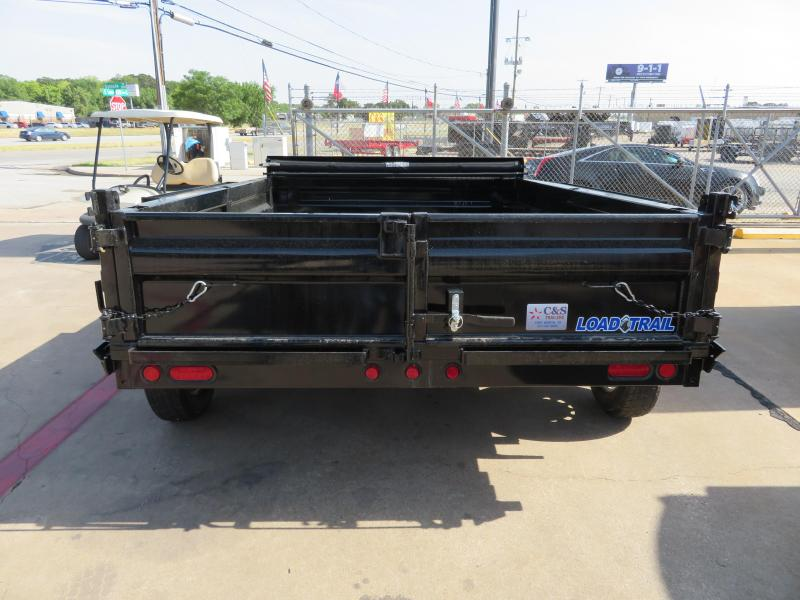 2018 Load Trail 7x10 Dump Trailer