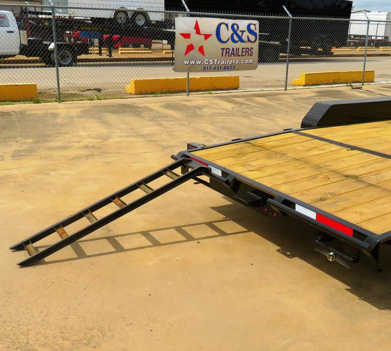 "2019 Kearney 83"" x 18' Car Hauler"