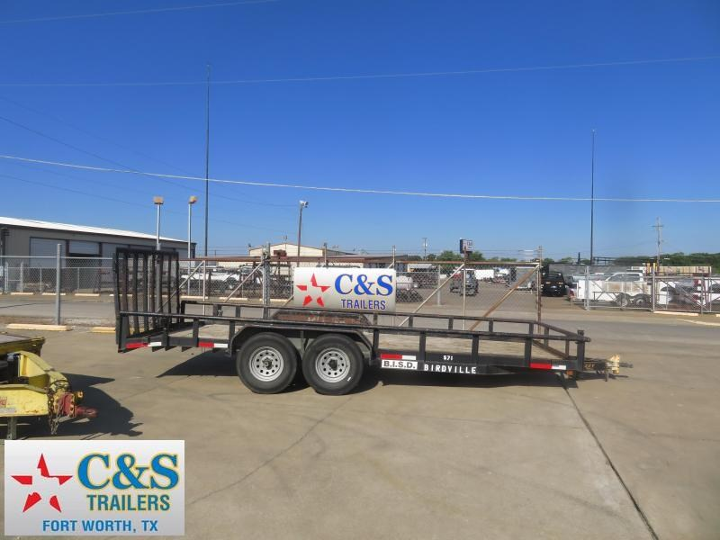 2019 Other 83 x 20 Utility Trailer