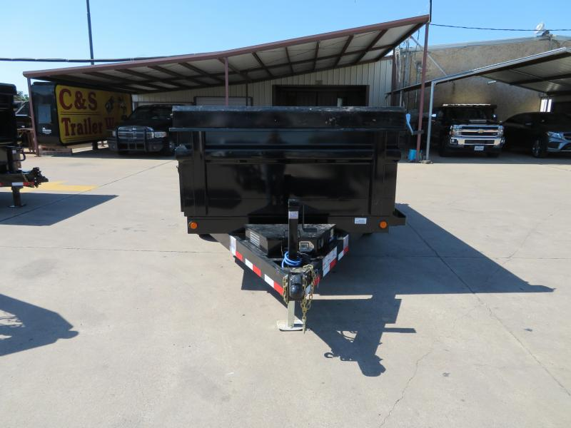 2018 Load Trail 6X12 Dump Trailer