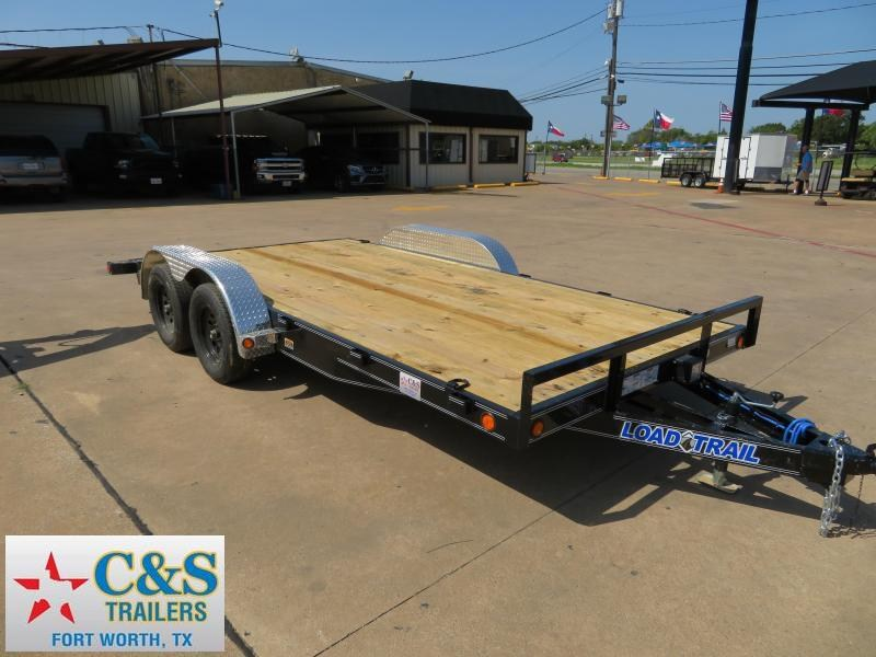 2019 Load Trail 7X16 Car / Racing Trailer