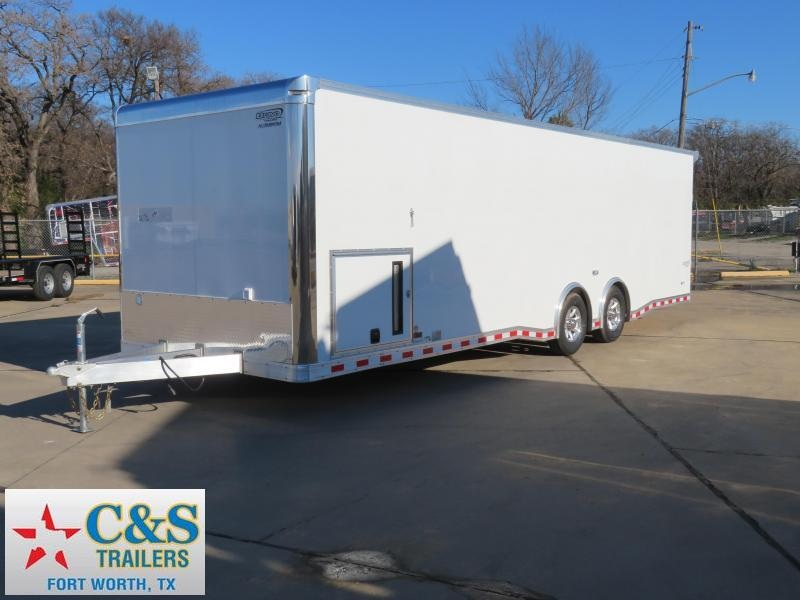 2019 Bravo Trailers 102 x 28 Car / Racing Trailer