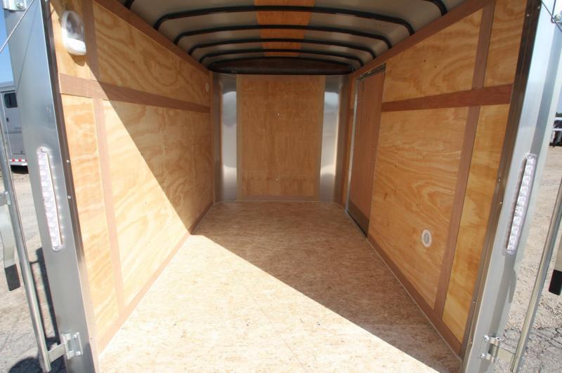 2017 American Hauler Industries AirLite 6x10 Enclosed Cargo Trailer