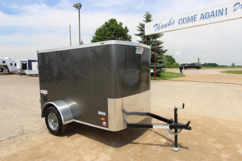 2019 Bravo Trailers 5x8 Enclosed Cargo Trailer