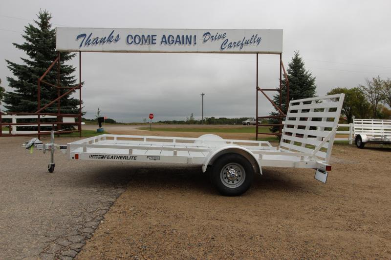 2018 Featherlite 1693 12 Utility Trailer