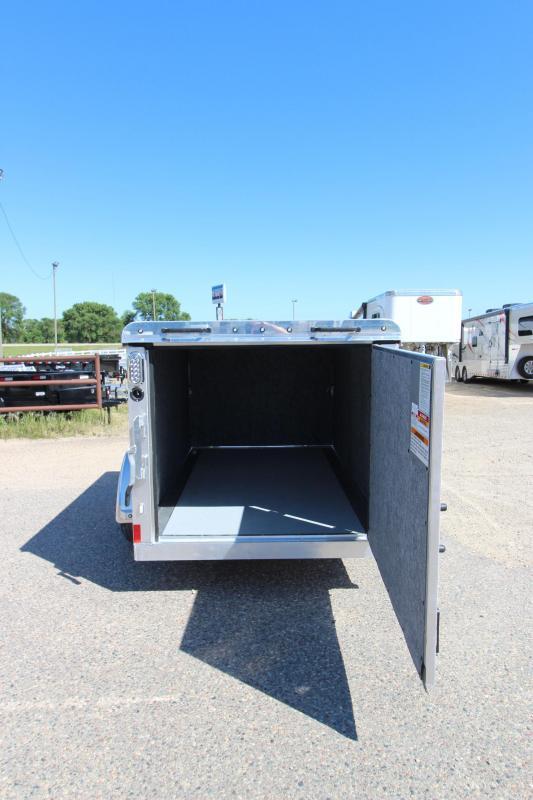 2020 Sundowner Trailers 5x8 Mini Go Enclosed Cargo Trailer