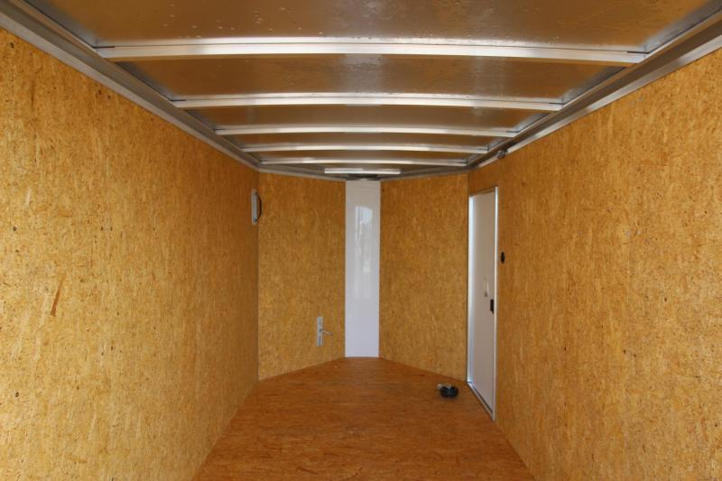2018 Featherlite 1610 12 Enclosed Cargo Trailer