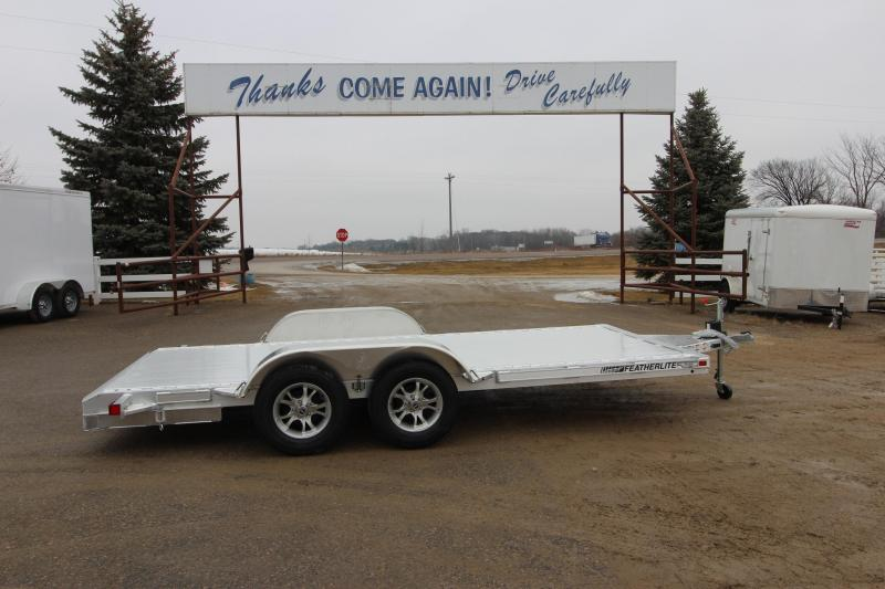 2019 Featherlite 3182 16 Car / Racing Trailer