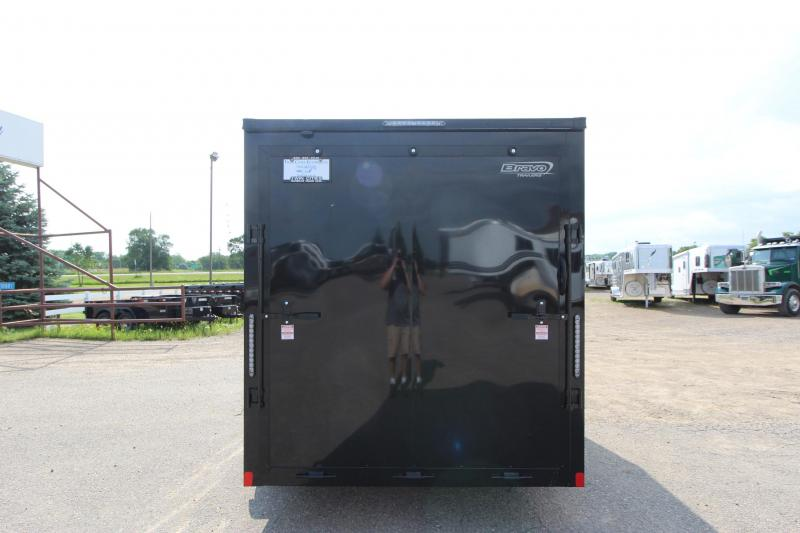 2020 Bravo Trailers Scout 7x14 Enclosed Cargo Trailer