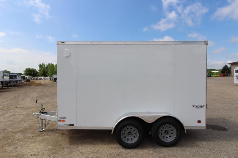 2020 Bravo Trailers Star 6x12 Enclosed Cargo Trailer