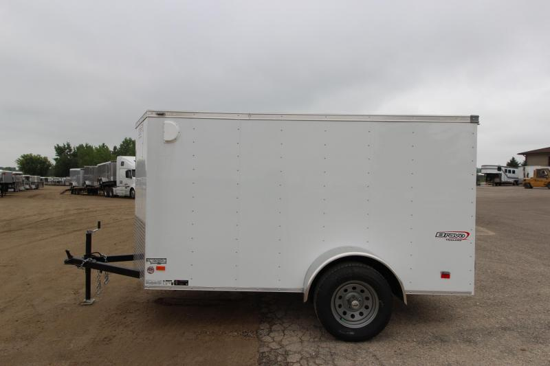 2019 Bravo Trailers Scout 5x10 Enclosed Cargo Trailer