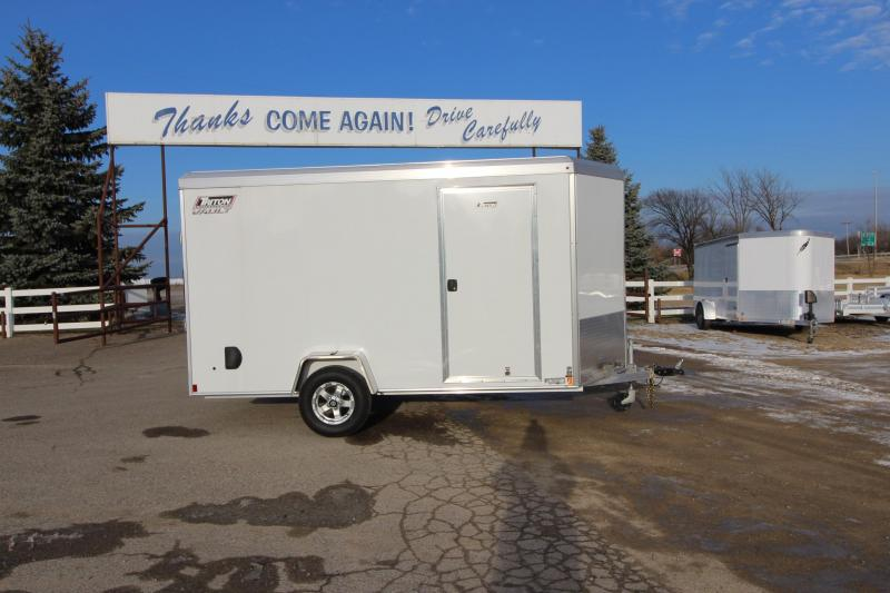 "2019 Triton 6x12 66"" Enclosed Cargo Trailer in Ashburn, VA"